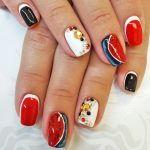 """Дизайн ногтей в салонах """"Маки"""""""
