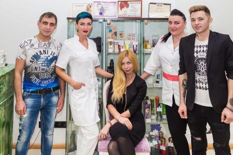 """Салон красоты """"Маки: Сухаревская"""""""