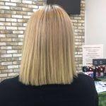 Окрашивание волос в салоне красоты Маки