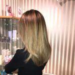 """Окрашивание волос KYDRA """"Маки: Коломенская"""""""
