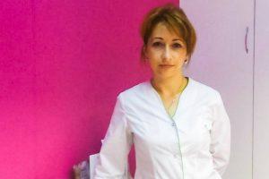 Смирнова Оксана врач-косметолог