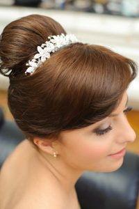 Свадебная укладка на короткие волосы