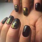 """Стильные ногти в салоне """"Маки: Сухаревской"""""""