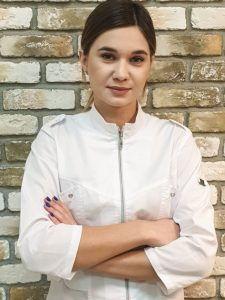 Екатерина Пестунова косметолог