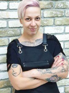 Юлита Тимофеева-Гайкова стилист